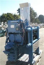 "Image 24"" X 24"" STOLL III Stainless Steel Juice Platen Press 1502431"