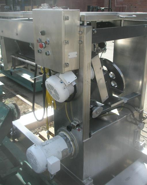 "Image GROTE Stainless Steel Meat Slicer w/ 36"" Slicing Area, 5 HP 433926"