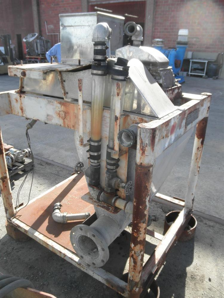 Image FITZMILL DASO-6 Stainless Steel Mill w/ Screw Feeder, 20 HP 861744