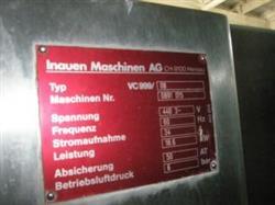 """Image 30"""" x 48"""" INAUEN Model VC999/08 Vacuum Sealer, 13 kw 873846"""