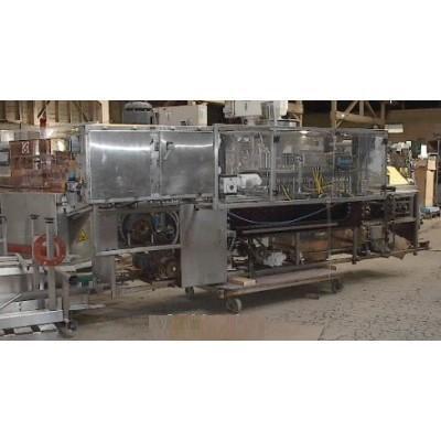 ORICS 1000-MCTS Continuous Tray Sealer, 300 Tray/Min
