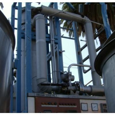 SANTASALO SOHLBERG Steam Heated Clean Steam Generator Heat Exchanger