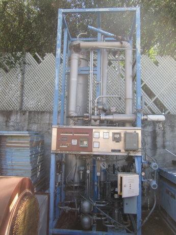 Image SANTASALO SOHLBERG Steam Heated Clean Steam Generator Heat Exchanger 430053