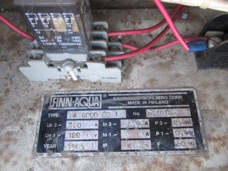 Image SANTASALO SOHLBERG Steam Heated Clean Steam Generator Heat Exchanger 430054