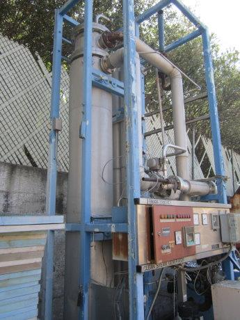 Image SANTASALO SOHLBERG Steam Heated Clean Steam Generator Heat Exchanger 430058