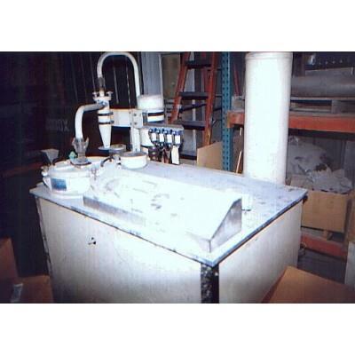 "12"" MAJAC-DONALDSON A12 Sub-Micron Range Separator, 1 HP"