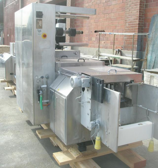 Image TIROMAT Type 660 Stainless Steel Thermoformer/Tray Former 346957