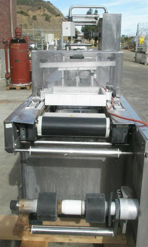 Image TIROMAT Type 660 Stainless Steel Thermoformer/Tray Former 346958