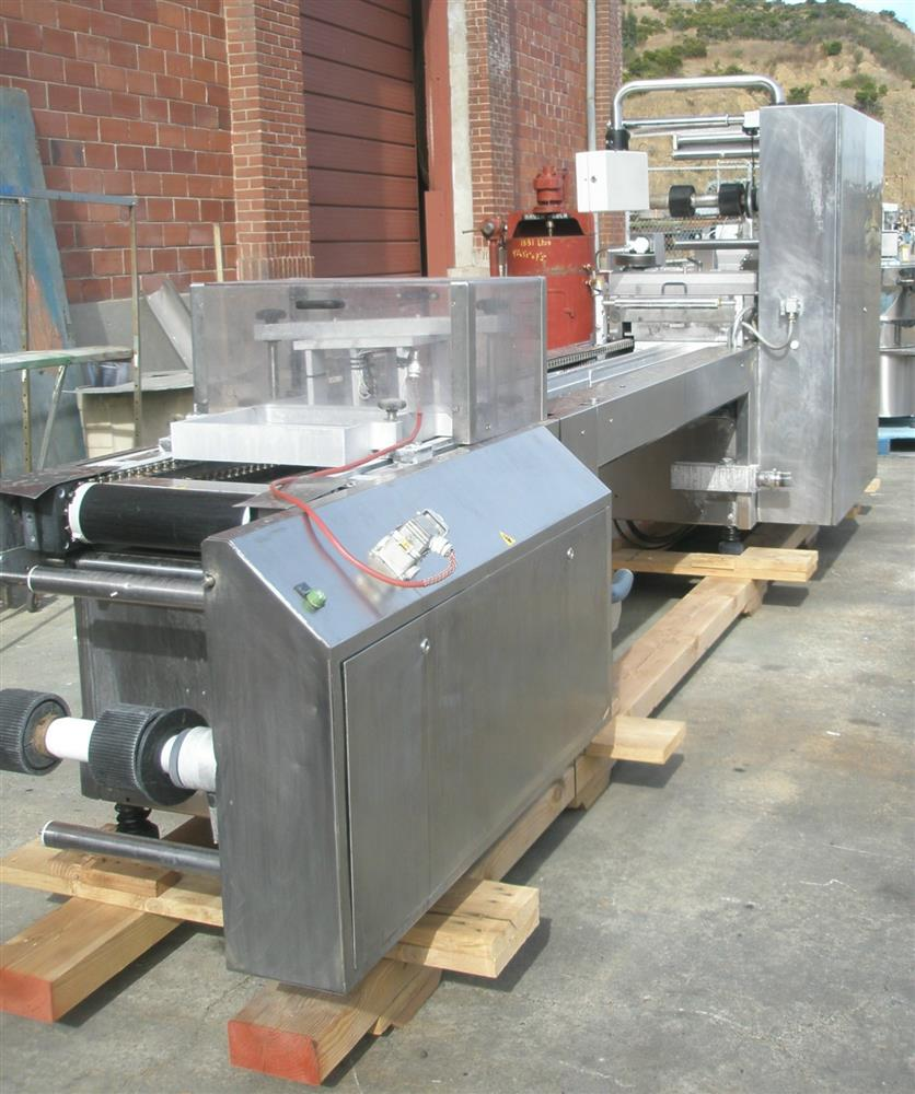 Image TIROMAT Type 660 Stainless Steel Thermoformer/Tray Former 1053964