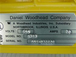 Image WOODHEAD Model 9383 Electric Cable Reel 347187