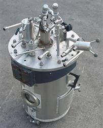 Image 28 Ltr NEW BRUNSWICK SCIENTIFIC CO. Fermentor 347260