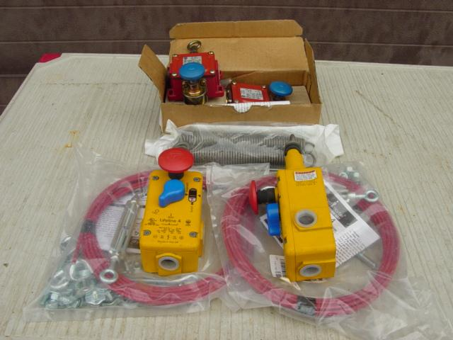 ALLEN BRADLEY Lifeline 4 Emergency Stop Kits