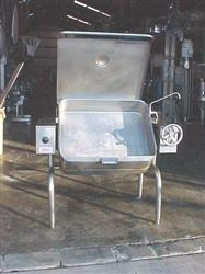 131727 - 23 Gal. GROEN Model NSF Electric Braising Pan