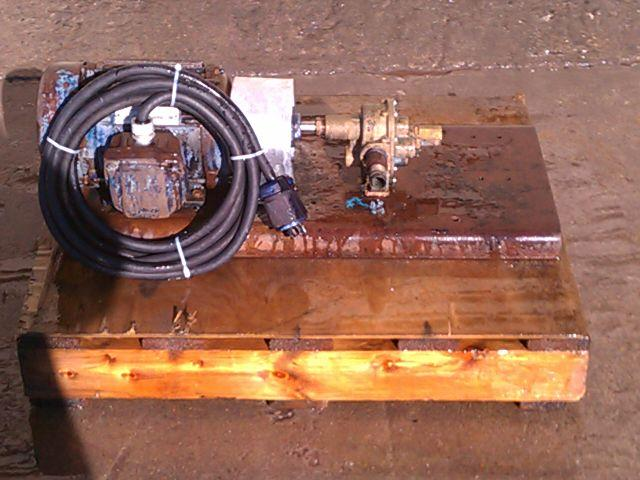 "1.5 Hp Brass Positive Displacement Pump 3/4"" x 3/4"""