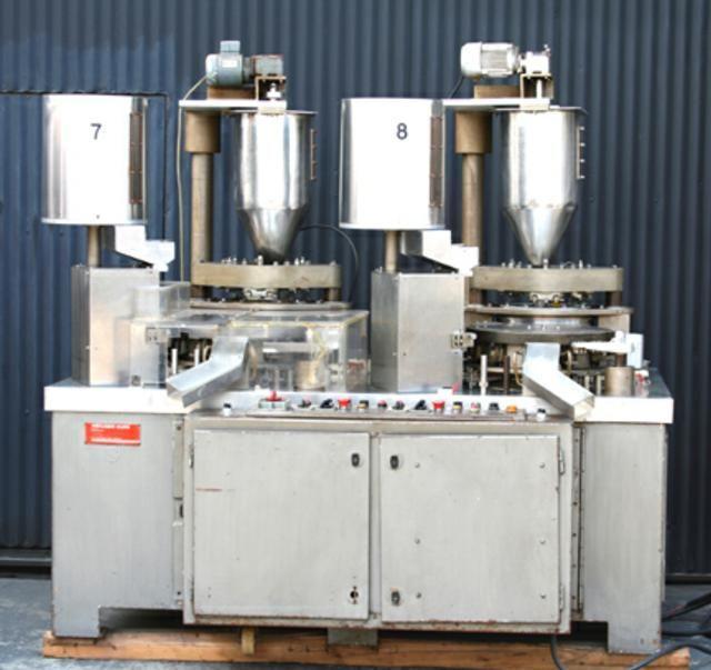 H & K Capsule Filler Model GKF2400
