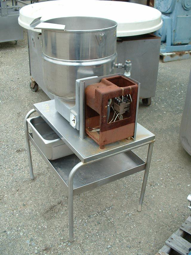Image 10 Gallon GROEN Jacketed Kettle Model TDB/4-40 347733