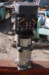 "132393 - 1"" GRUNDFOS Stainless Vertical Centrifugal Pump"