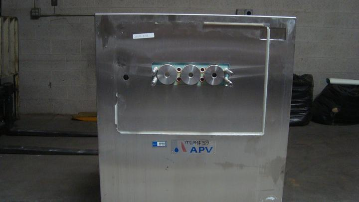 APV RANNIE Homogenizer