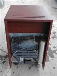 132525 - 12-Cherry Wood Mini Bar Hotel Fridge