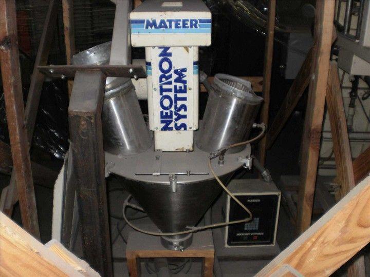"Image HAYSSEN 4"" Bagger w/ MATEER Neotron Filler 348565"