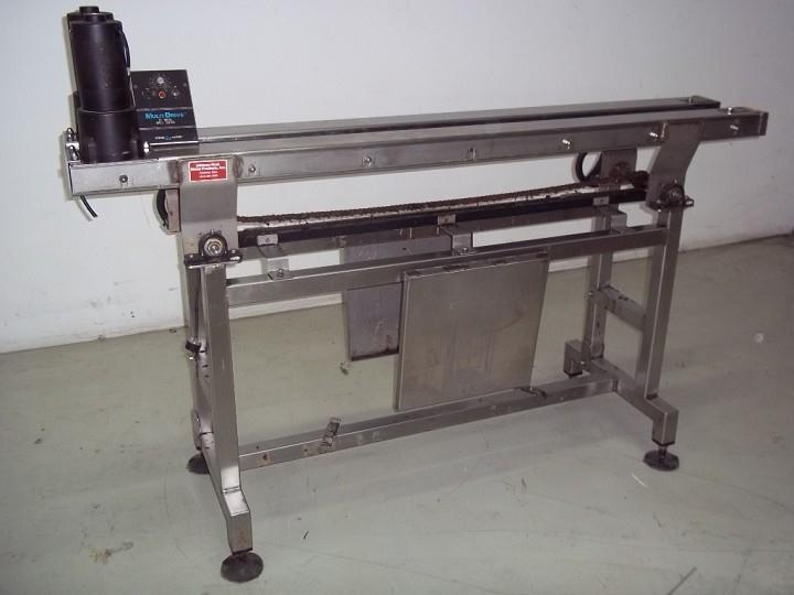 Bottomless Transfer Conveyor 20 Quot X 40 Quot Side Transfer