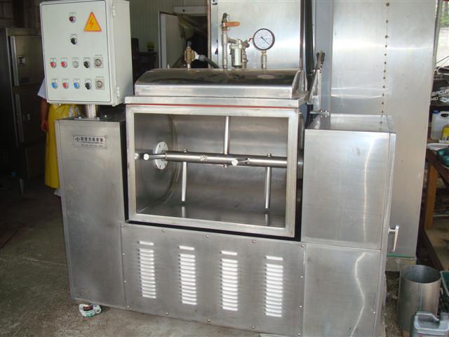 Image 100 lbs. Vacuum Paste Mixer 349209