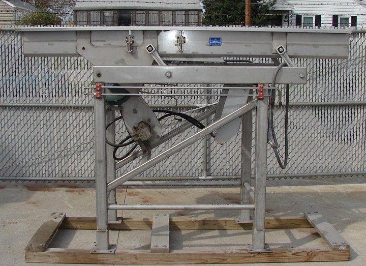 GARROTE SS Vibratory Feeder/ creener