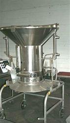 Image GLATT WURSTER Fluid Bed Dryer 349421