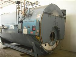 133148 - 500 HP ABCO Boilers, Gas or Oil Fired ( 2 available)