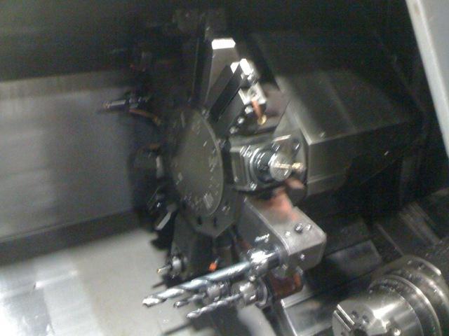 Image MAZAK Super Quick Turn 200MS CNC Lathe 350644