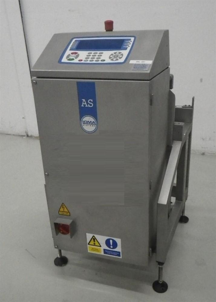 LOMA Model AS Checkweigher