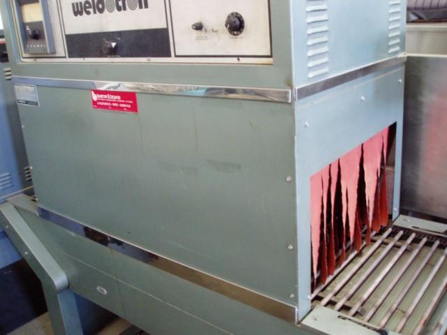 Image WELDOTRON L-Sealer and Tunnel Combo 350833