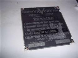 Image 20 Quart VICTORY Model R Vertical Mixer 350847