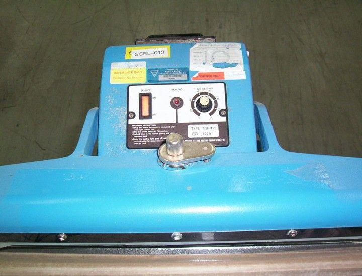 Image TEW Model TISF-452 Electric Band Sealer 351364