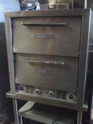 134610 - BAKERS PRIDE P44 Electric Pizza Oven