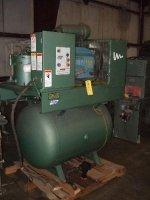 134701 - 20 HP TWISTAIR Air Compressor