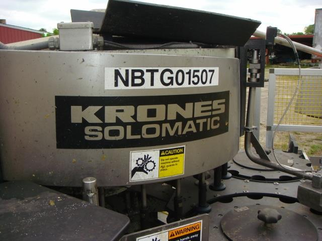 Image KRONES Solomatic Labeler 633169