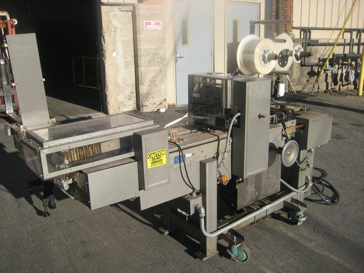 SCANDIA 607 Automatic Wrapper