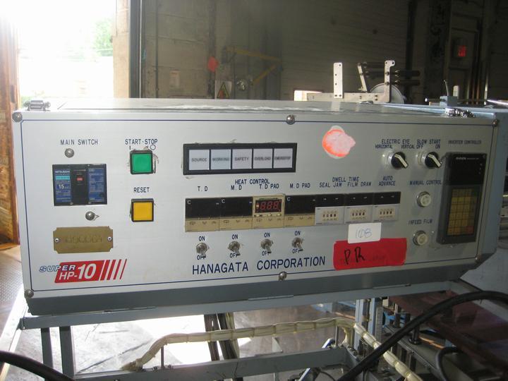 """Image HANAGATA Auto L-Bar Sealer 21"""" x 16"""" 352268"""
