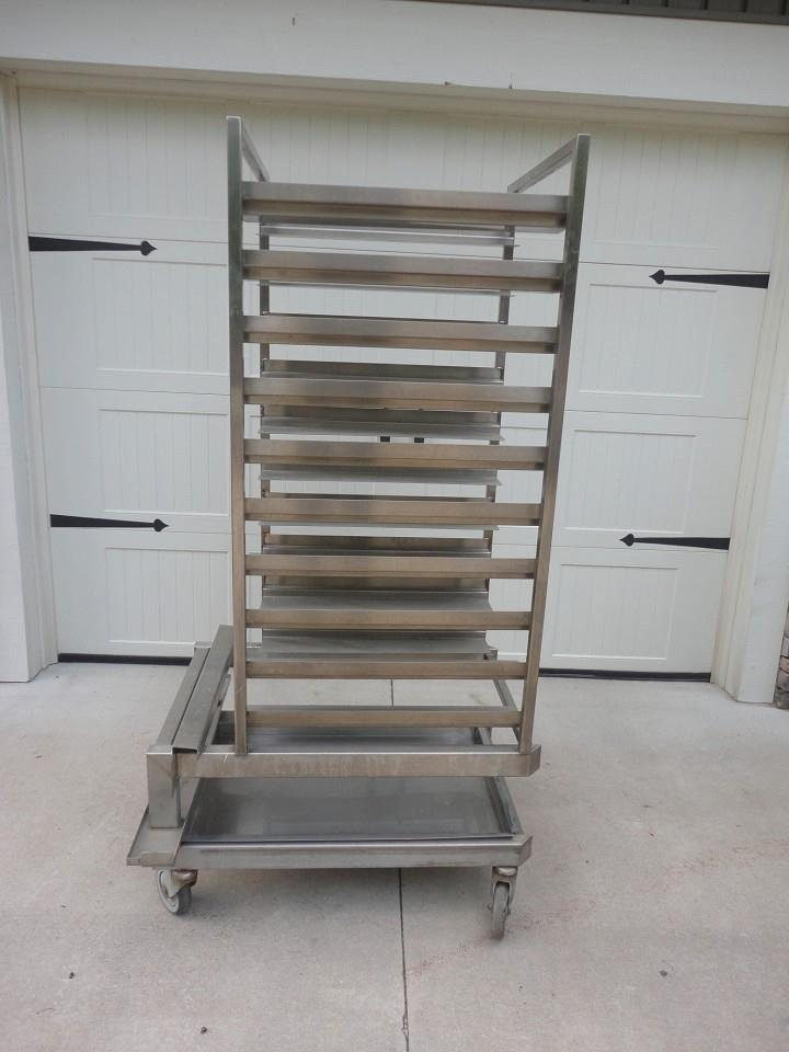 Bakery Oven Racks (Lot of 3)