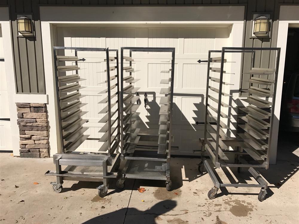 Image Bakery Oven Racks (Lot of 3) 1001782