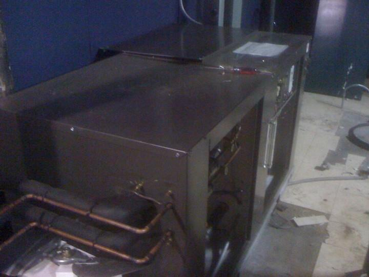 Image 12.5 Ton AQUA PRODUCTS Chiller with Rheem Condensing Units 352752