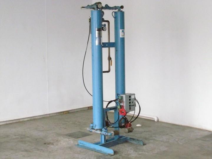 HANKISON DH Series Regenerative Desiccant Compressed Air Dryer, 85scfm