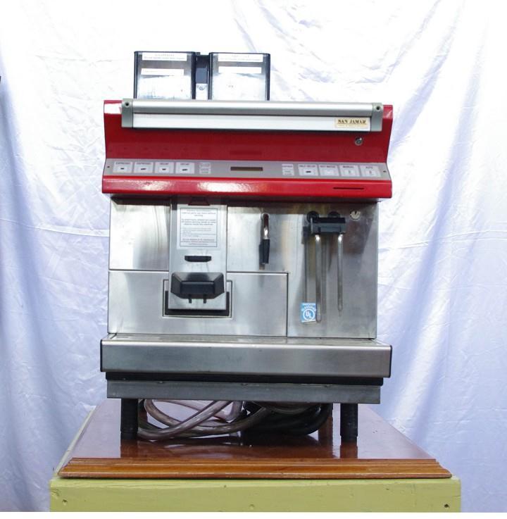 THERMOPLAN CTS2 Verismo - Espresso, Cappuccino, Latte Machine Machine