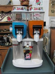 135630 - BUNN 2-Bowl Granita, Slush, Margarita Machine