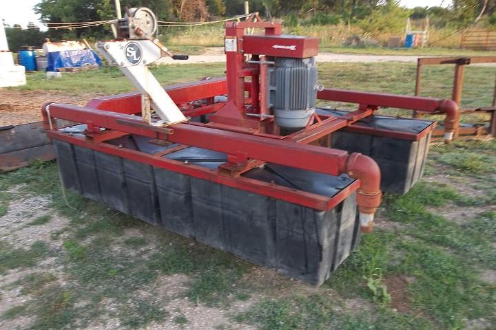 FISHER PUMPS Floating Sewer Pump