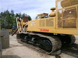 136380 - 850 HP AMERICAN 35A Trencher Built on Excavator Chassis