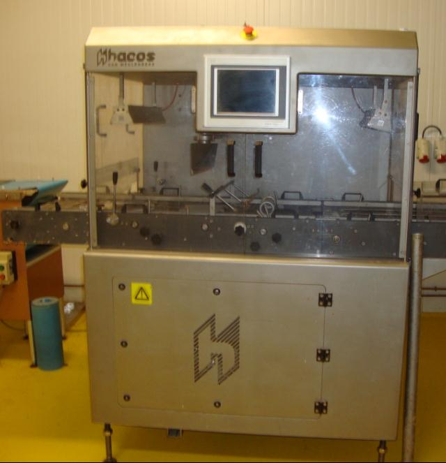 Image HACOS Roby 450 Enrober with Cooling Belt 354868