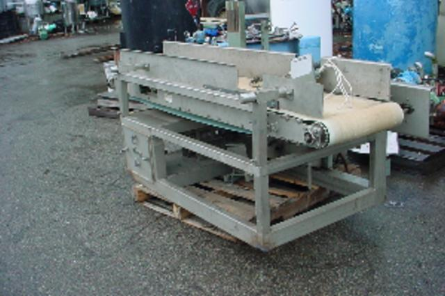"Image 22""W x 90""L THAYER Model MXL20 Stainless Weigh Conveyor 355087"