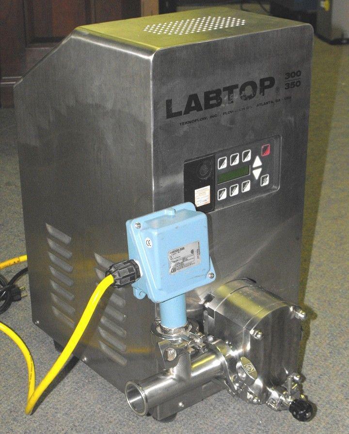 Image TEKNOFLOW - Flowtech Div. - Labtop 350 Pump Sys. 355887